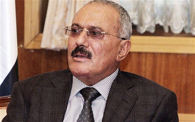 Jeemeni ekspresidendi Ali Abdullah Saleh' erakond kinnitas tema surma