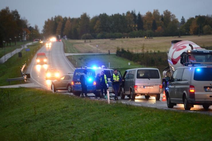 Liiklusõnnetustes on tänavu hukkunud 43 inimest