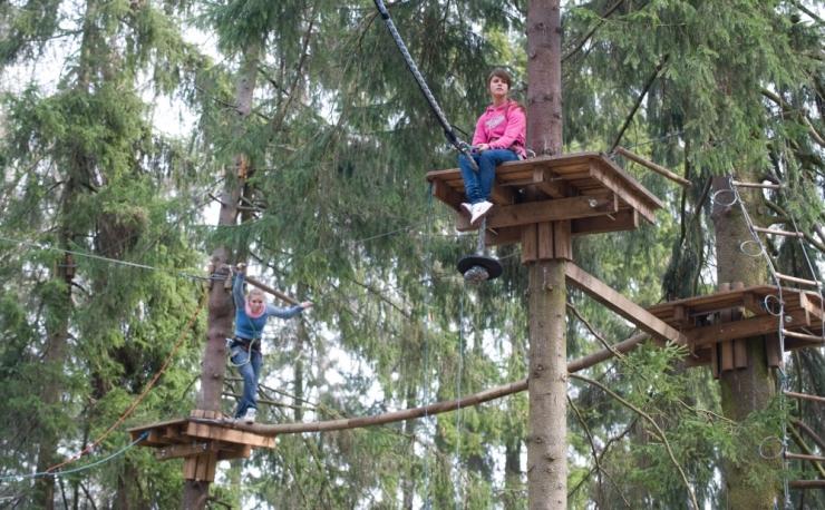 Uuring: seiklusradade seisukord on Balti riikides keskpärane