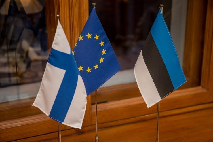 HOMME! Soome 100. aastapäev algab laulusilla loomisega
