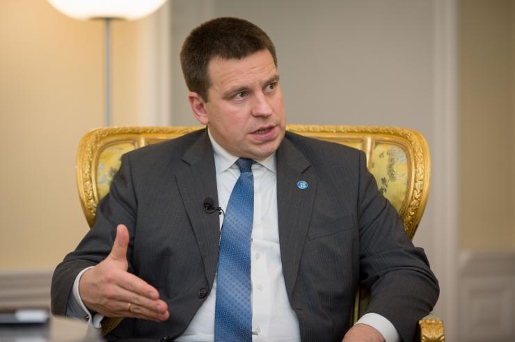 Valitsus sai ülevaate 1000 töökoha Tallinnast mujale viimise plaanist