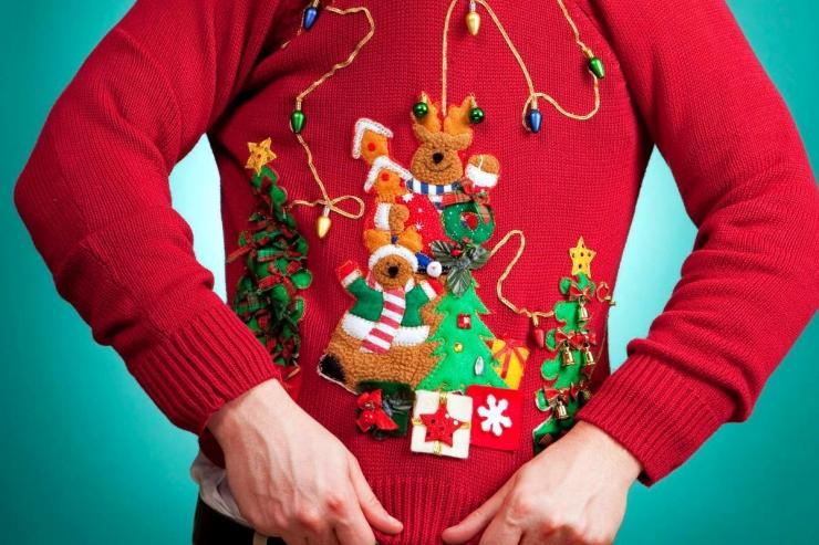 15. detsembril toimub heategevuslik jõulukampsuni päev