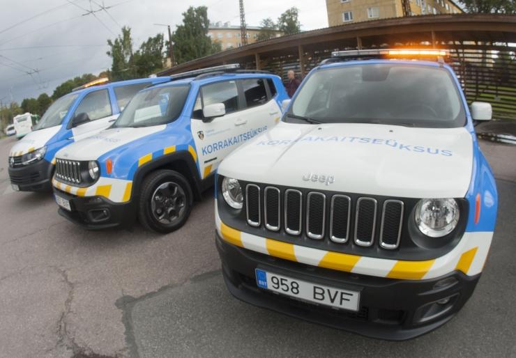 Tallinna mupo määras 11 kuuga enam kui 400 000 euro eest trahve