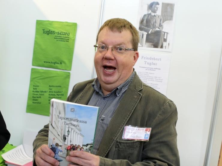 Tapio Mäkeläinen: Eesti-Soome suhted on tihedamad kui kunagi varem