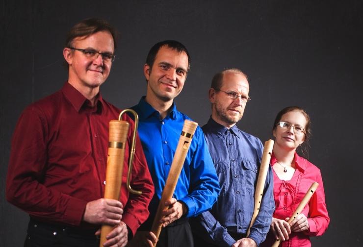 Cantores Vagantes annab jõulukontserdi Tallinnas ja Keila-Joal
