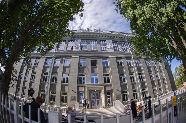 Tallinna Halduskohus: GAG uue hoone ehitamine on olnud korrektne