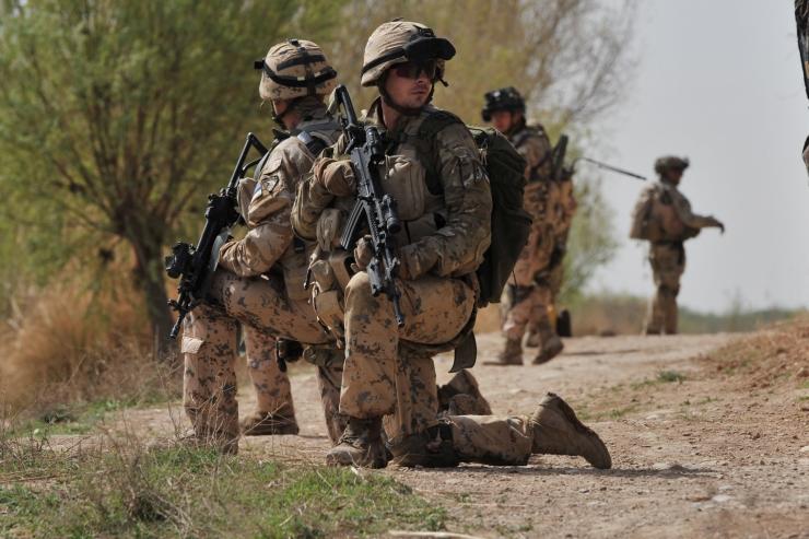 Eesti plaanib saata Afganistani lisaks kuni 40 kaitseväelast