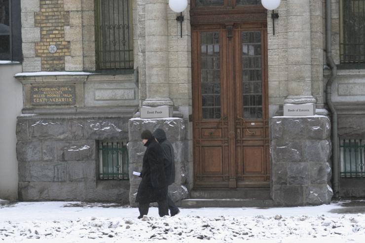 Eesti Pank: jooksevkonto liigub sammhaaval tasakaalu suunas