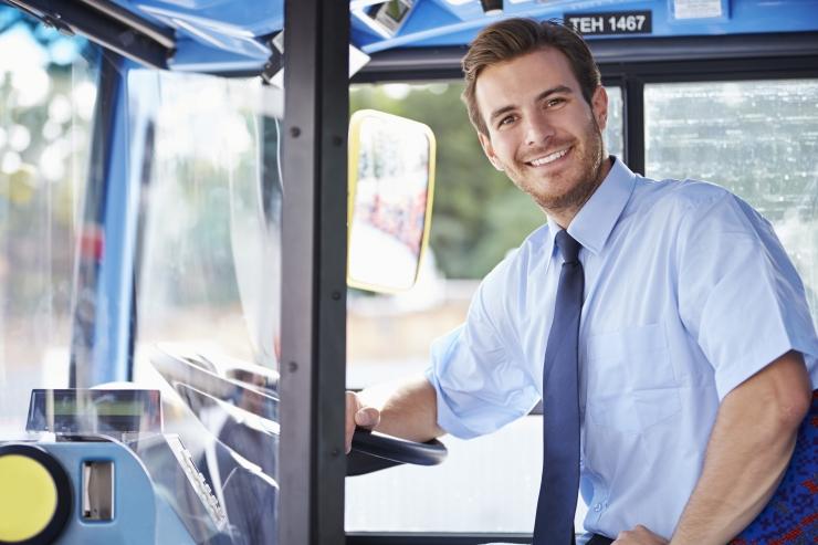 Ühistranspordi kasutajad saavad juhte kiita!