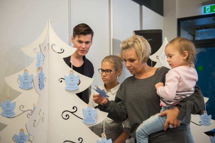 Gerli Padar: lastele tuleb õpetada, et iga heategu loob uue heateo