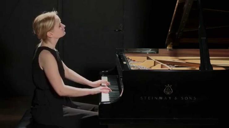 Pianist Kärt Ruubel tutvustab esikplaati