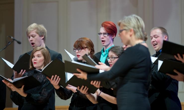 Eesti Kammerkooride Liit annab jõulukontserdi