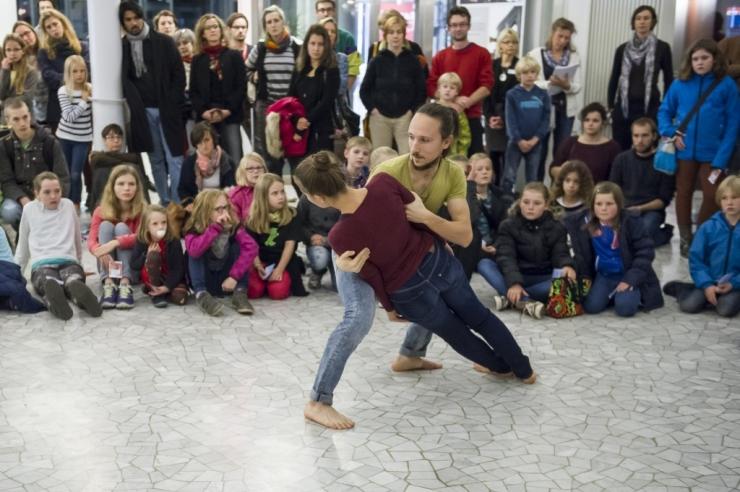 Pane oma tantsuline vastupidavus proovile unikaalsel heategevuslikul tantsumaratonil
