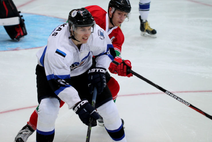 Eesti U20 noortekoondis alustab täna Šotimaal MM-i II divisjoni A-grupi turniiri