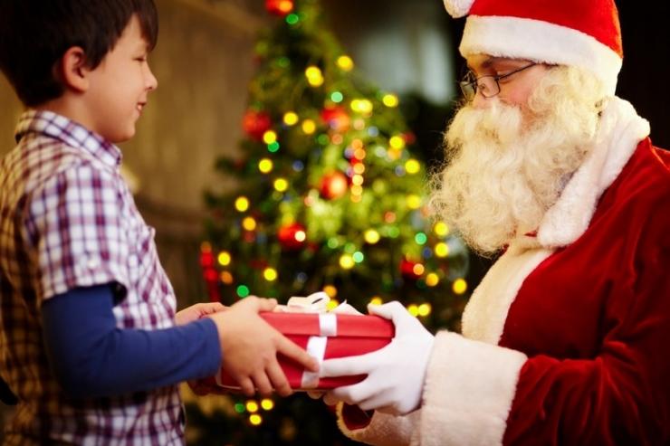 SEB kogub lastekodu lastele jõulukinke