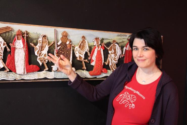 PiparkoogiMaania näitus pakub iidse aja kunsti