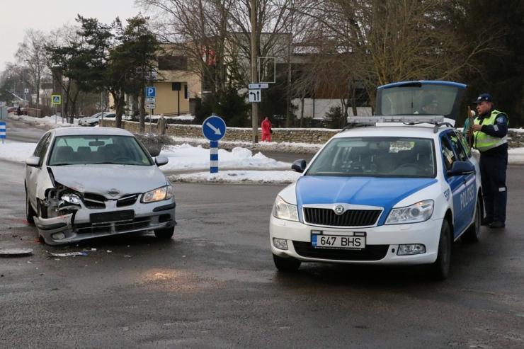 Jõgevamaal sai kaks inimest liiklusõnnetuses vigastada