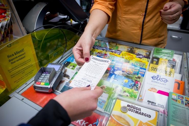 Kohustuslik isikutuvastus on väljamaksmata lotovõite vähendanud