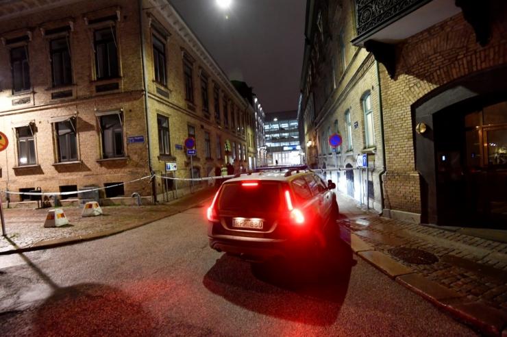Rootsis sünagoogi rünnanud mehed on pärit Süüriast ja Palestiinast