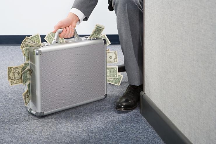 Eesti ettevõtetest 16 protsenti näevad korruptsiooni probleemina
