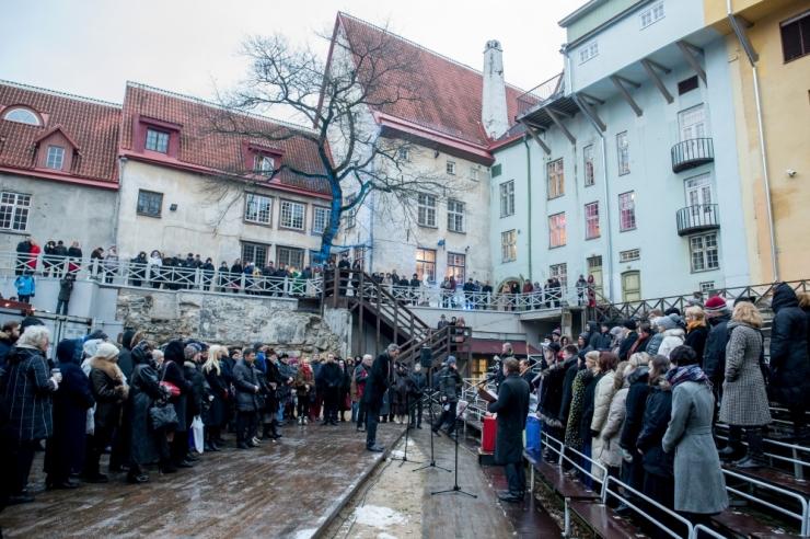 Tallinna Linnateater valmistub kvartali väljaehitamiseks