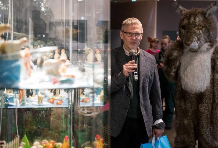 Eesti Looduskaitse Selts peab jõulukonverentsi