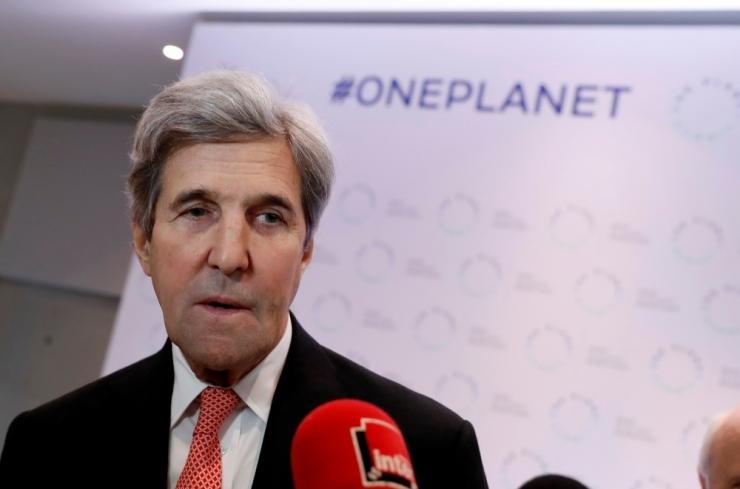 Kerry: USA puudumine Pariisi kliimakohtumiselt on häbi