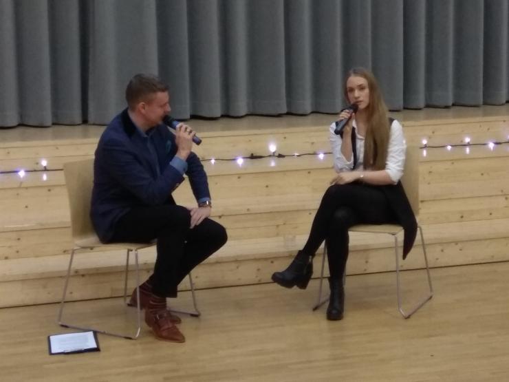 VIDEO! Maia Vahtramäe: kuigi pärast keskkooli läksin ülikooli, oleksin tegelikult kohe tahtnud minna kutsekooli