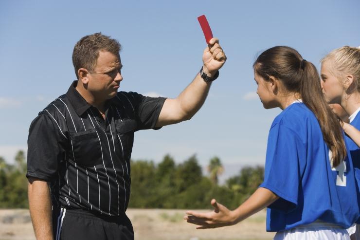 Riik hakkab toetama vabatahtlike spordikohtunike tegevust