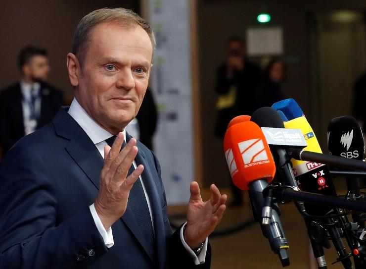 Tusk: Brexiti-kõneluste teine etapp paneb meie ühtsuse proovile