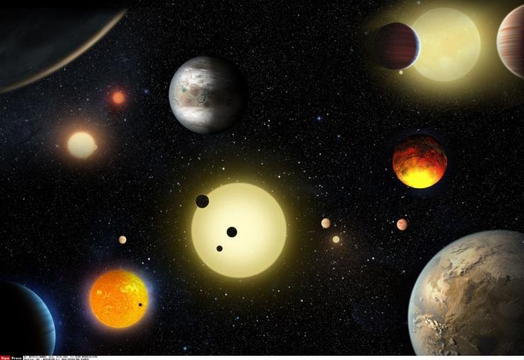 Kauges päikesesüsteemis avastati kaheksas planeet