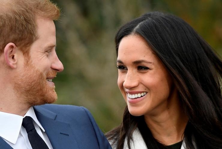 Prints Harry ja Meghan Markle abielluvad 19. mail
