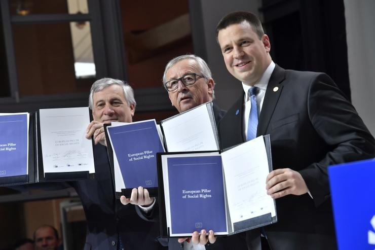 Ratas: tegime kahe päevaga edusamme kõigis Eesti prioriteetides