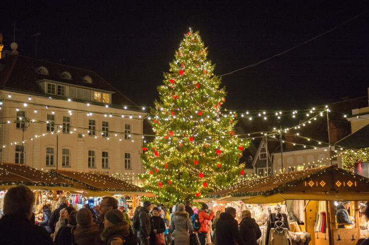Tarbijakaitse: jõuluturgudel kehtivad samasugused reeglid nagu poeski