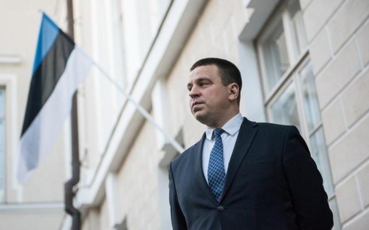 Ratas tunnustas Eesti Euroopa Liitu toonud inimesi
