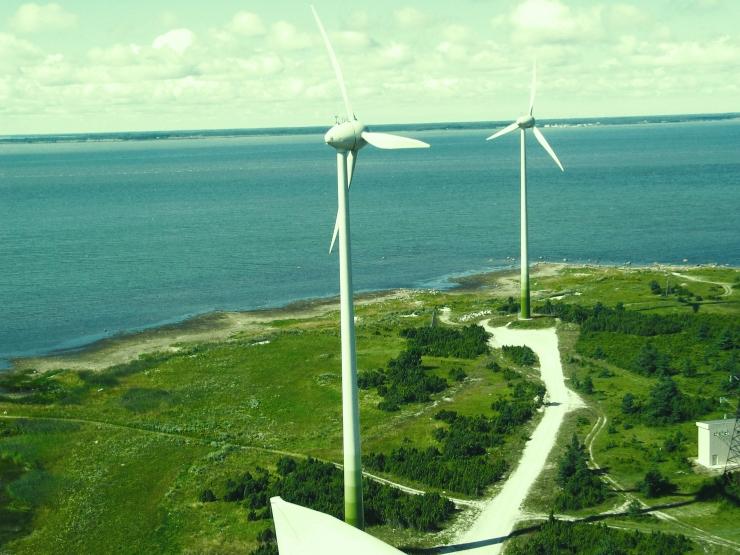 Enefit Green tuulepargid on 11 kuuga tootnud 18% rohkem elektrit kui aasta varem