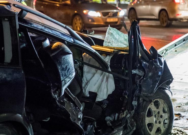 Neljas liiklusõnnetuses sai viga neli inimest