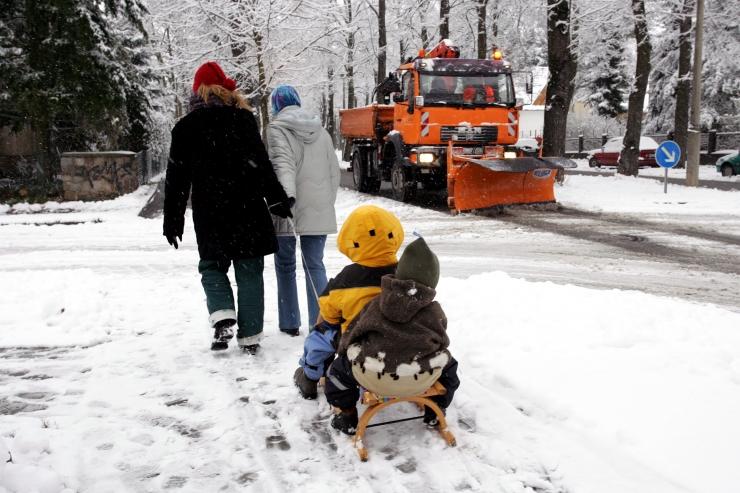 Liikluses sai ööpäevaga viga neli last