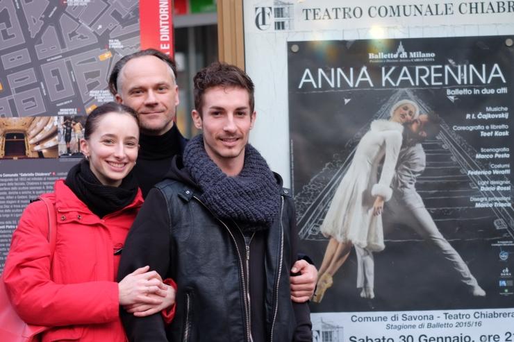 FOTOD JA VIDEO: Teet Kask toob Milanos lavastatud balleti Eestisse