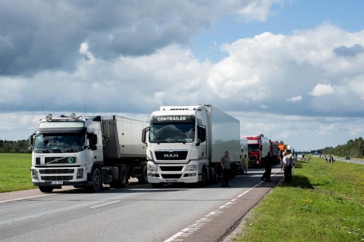 Erki Savisaar: autoveoseadus jagab vastutust ning tagab senisest parema korra ning tingimused