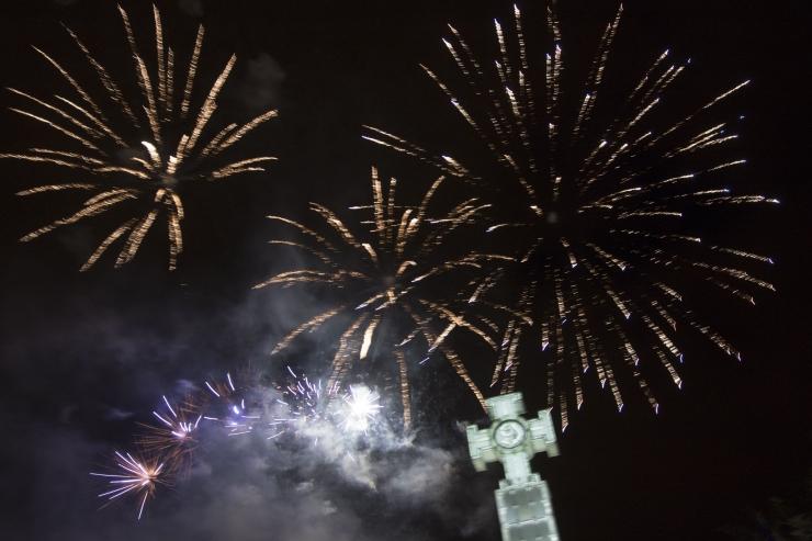 Tallinna aastavahetuse ilutulestik maksab 14 600 eurot