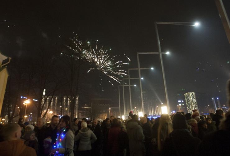 Eesti juubeliaasta saab alguse Vabaduse väljakul