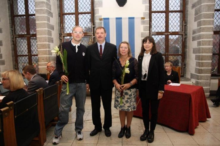 Tallinn premeerib edukalt võistelnud sportlasi ja nende treenereid