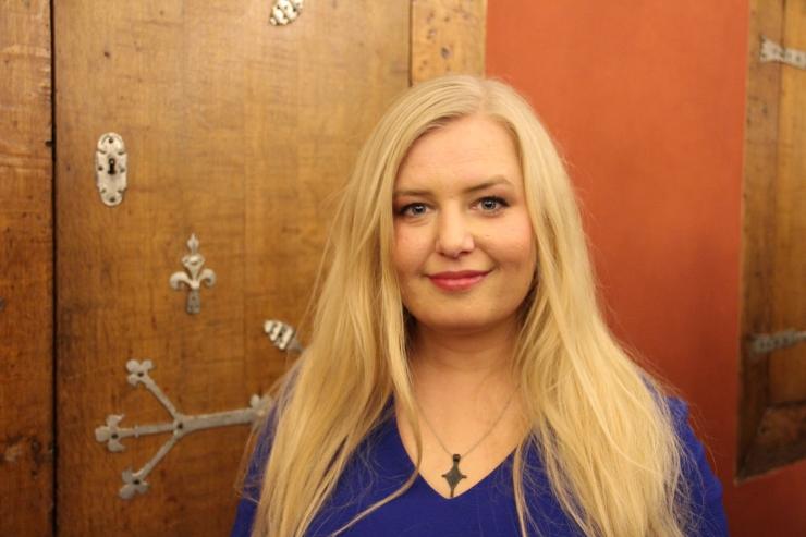 Ingrid Peek: järgmisel aastal tahan rohkem looduses viibida ja raamatuid lugeda