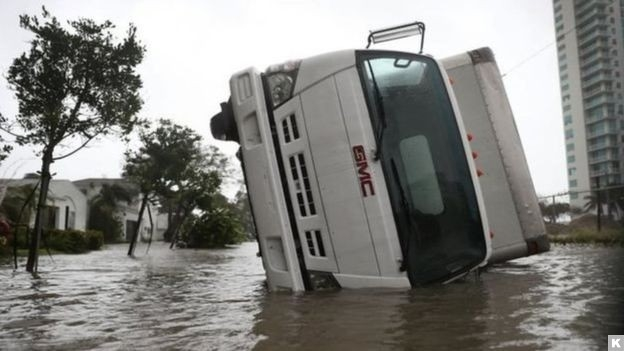 Swiss Re: katastroofide majanduslik kahju ulatub tänavu 306 miljardini