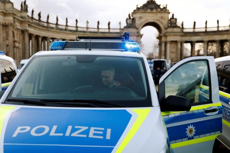 Saksa politsei teatas terrorirünnaku nurjamisest