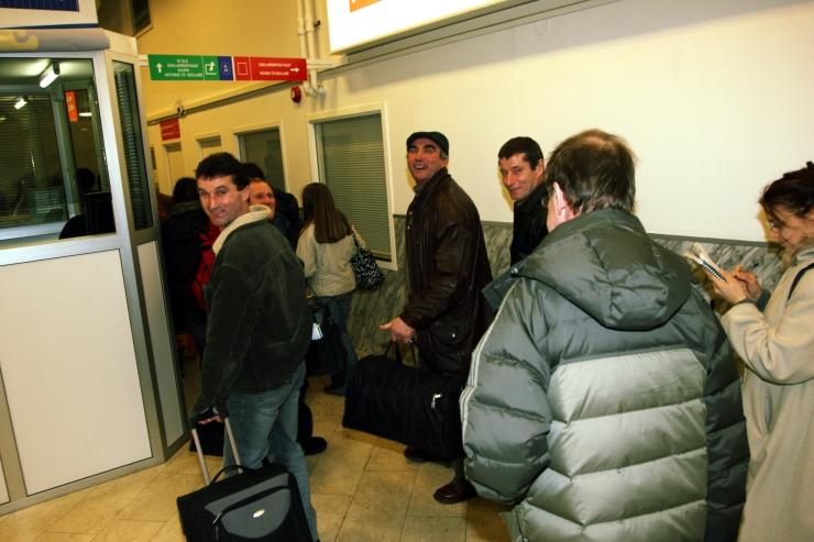 Andres Anvelt: piirikontrolli taastamine Schengeni ruumis teeks lihtsate inimeste elu keerulisemaks