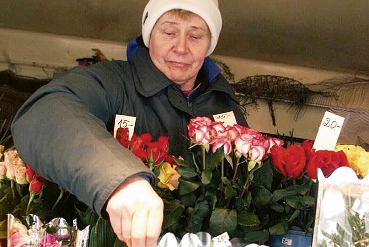 Uuenev lilleturg ootab särtsakaid müüjaid