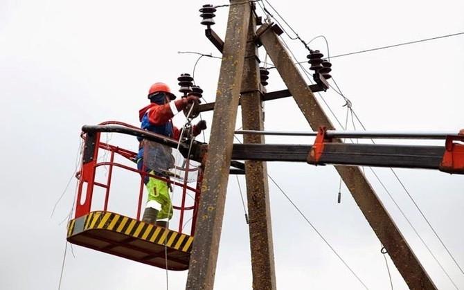 Elektririke jättis Tartu kesklinnas vooluta tuhatkond tarbijat