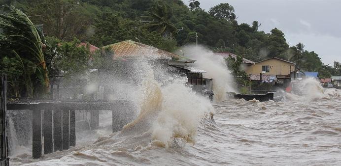 Filipiinide lõunaosa tabanud tormis sai surma 182 inimest